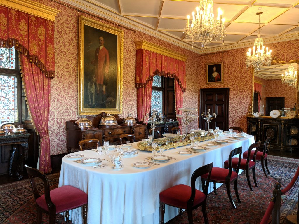 The Dining Room at Kilkenny Castle
