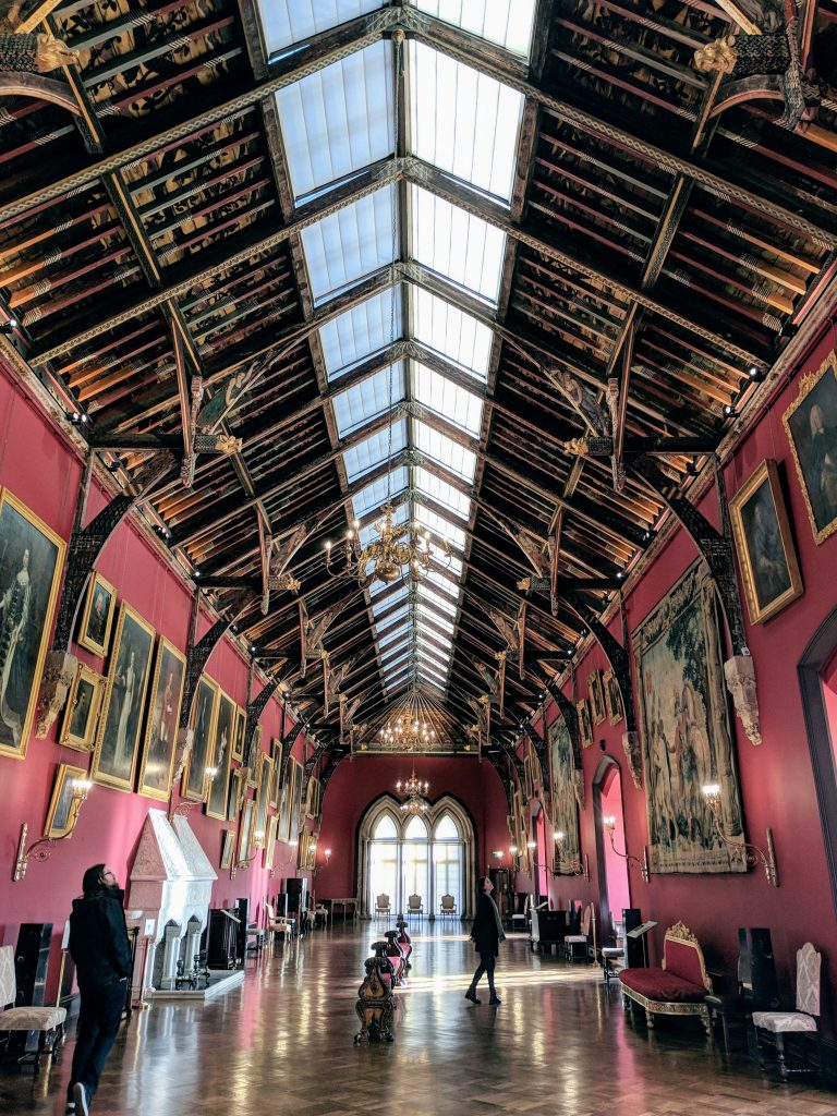 Picture Gallery wing at Kilkenny Castle
