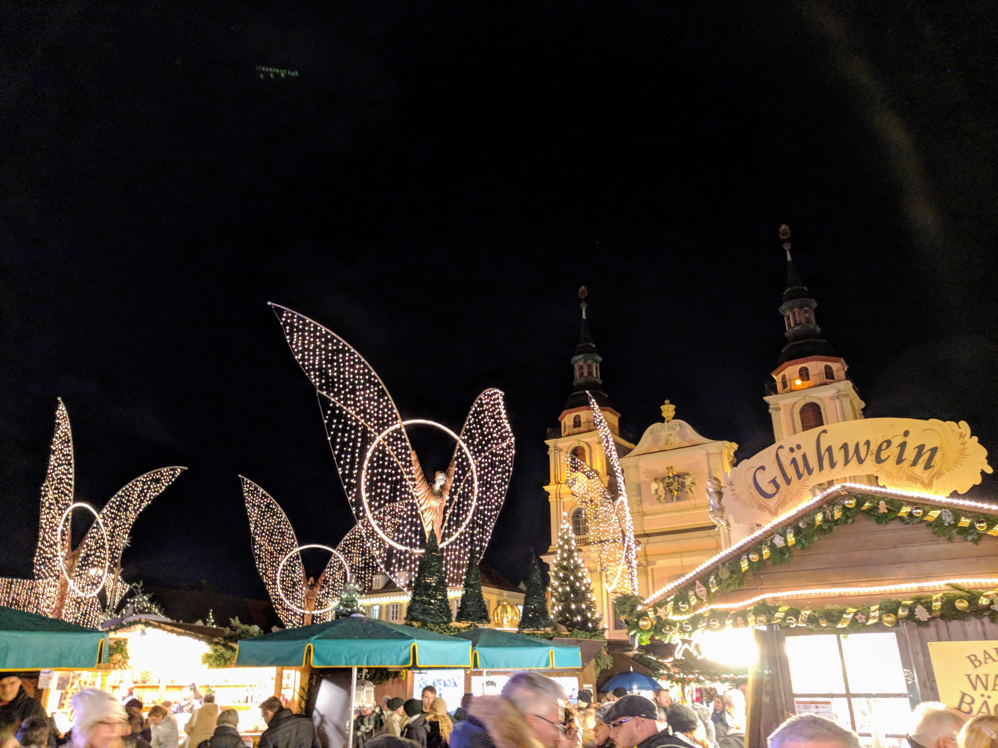 Ludwigsburger Barock Weihnachtsmarkt