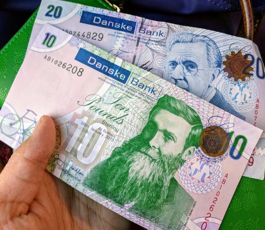 Northern Ireland notes