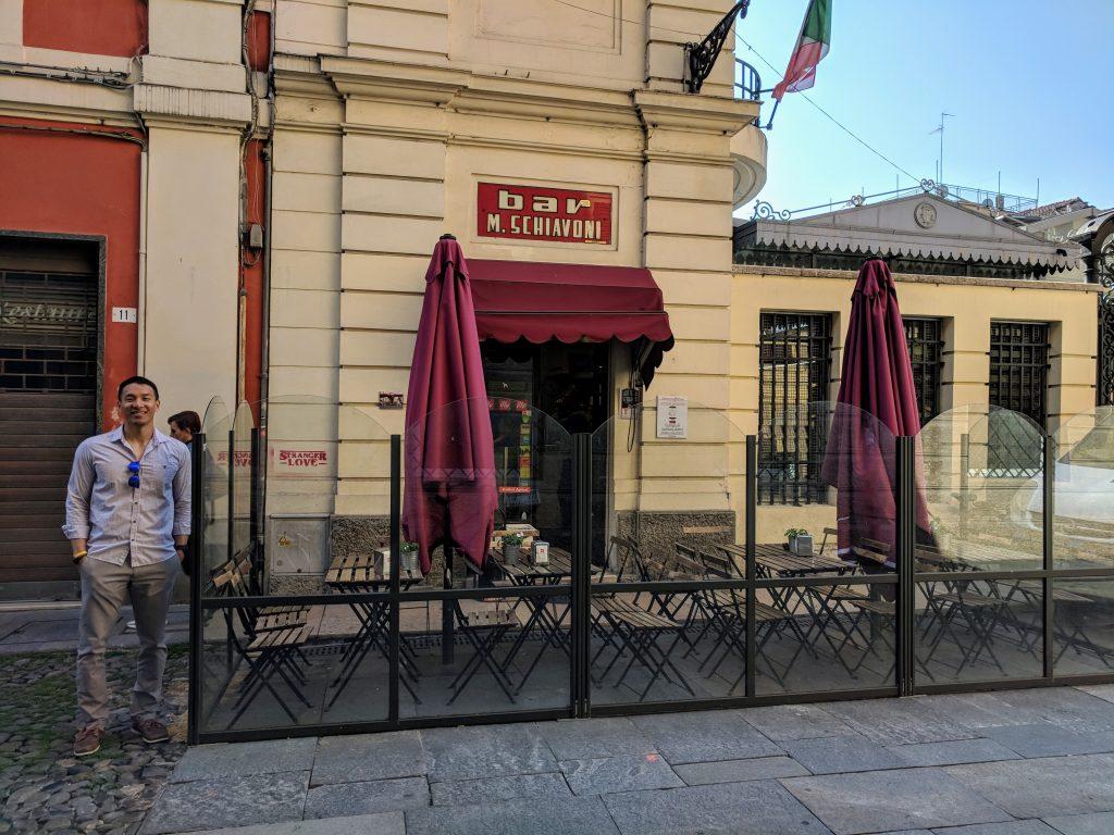 Bar Schiavoni, Modena, Italy